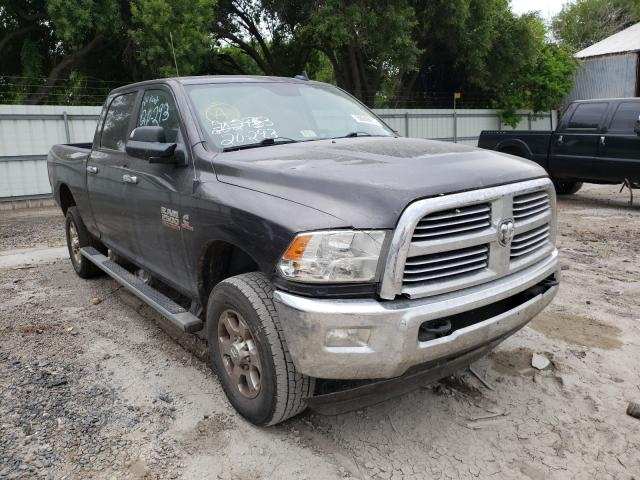 Salvage cars for sale from Copart Corpus Christi, TX: 2016 Dodge RAM 2500