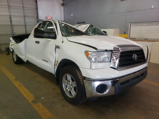 Salvage cars for sale from Copart Mocksville, NC: 2007 Toyota Tundra DOU