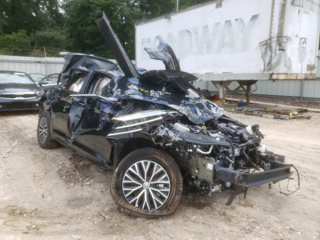 Salvage cars for sale from Copart Midway, FL: 2021 Volkswagen Jetta S