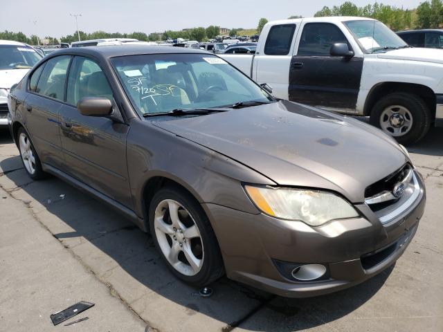 2009 Subaru Legacy 2.5 en venta en Littleton, CO