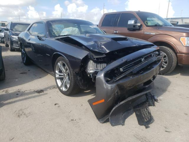 Salvage cars for sale from Copart Riverview, FL: 2020 Dodge Challenger