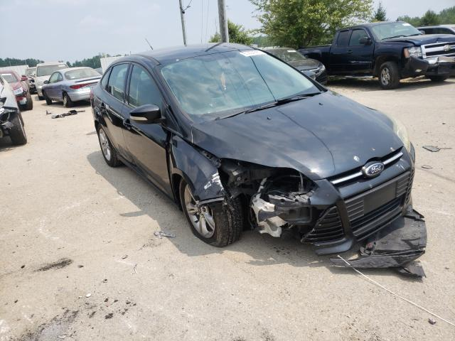 Salvage cars for sale from Copart Louisville, KY: 2013 Ford Focus SE