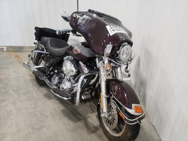 Salvage cars for sale from Copart Byron, GA: 2006 Harley-Davidson Flhtci