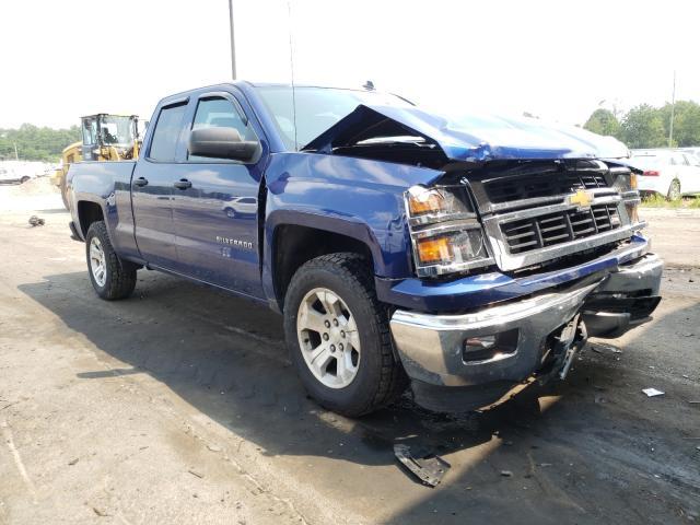Vehiculos salvage en venta de Copart Fort Wayne, IN: 2014 Chevrolet Silvrdo LT