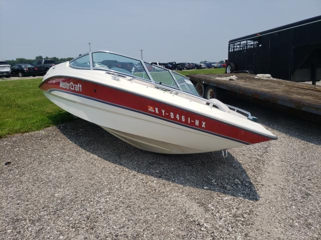 Mastercraft Craft Boat salvage cars for sale: 1995 Mastercraft Craft Boat