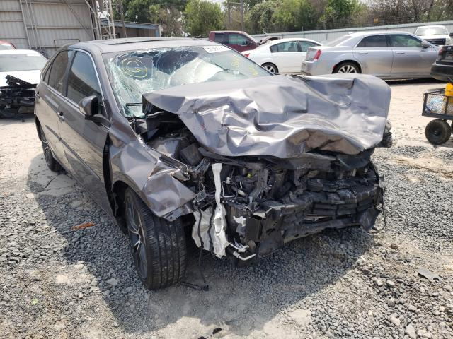Salvage cars for sale from Copart Corpus Christi, TX: 2015 Toyota Camry XSE