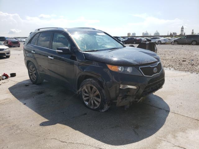 KIA salvage cars for sale: 2012 KIA Sorento SX