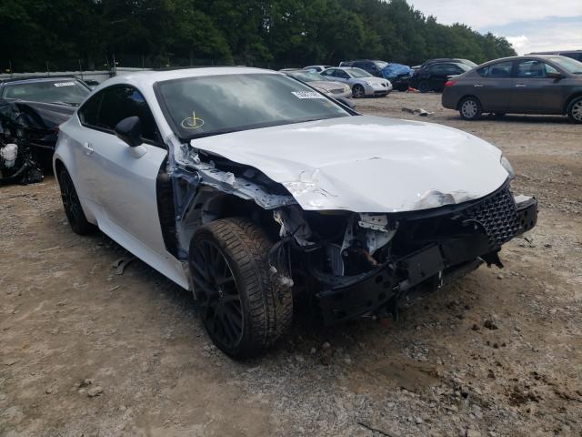 Vehiculos salvage en venta de Copart Austell, GA: 2016 Lexus RC 350