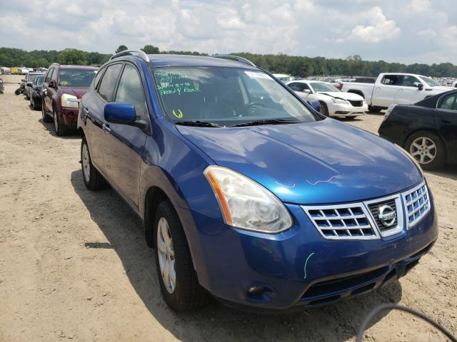 Salvage cars for sale at Conway, AR auction: 2010 Nissan Rogue S