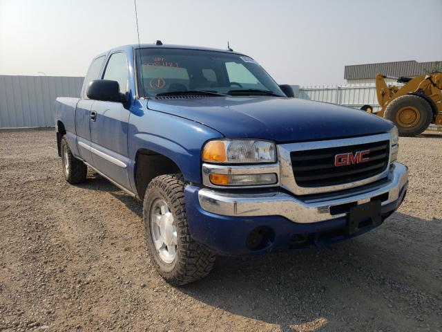 Salvage cars for sale from Copart Bismarck, ND: 2004 GMC New Sierra