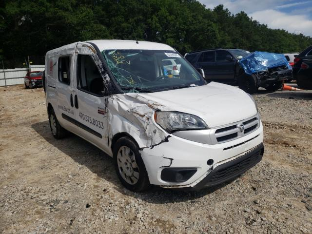 Salvage cars for sale from Copart Austell, GA: 2015 Dodge RAM Promaster