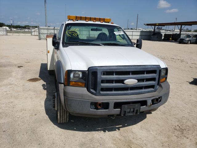 Salvage cars for sale from Copart Temple, TX: 2006 Ford F450 Super