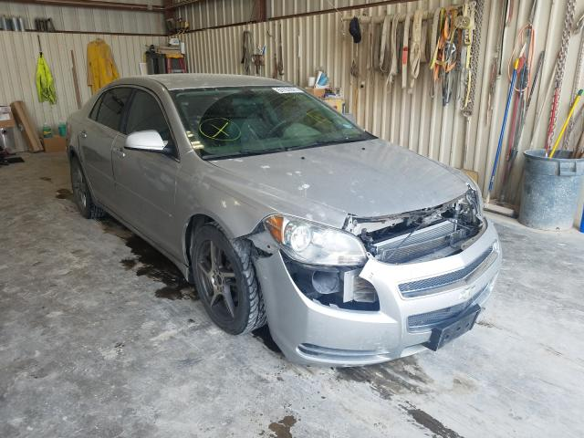 Salvage cars for sale from Copart Abilene, TX: 2010 Chevrolet Malibu 1LT