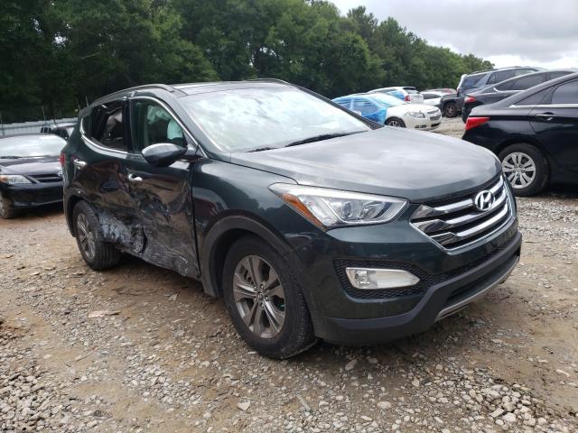 Salvage cars for sale from Copart Austell, GA: 2014 Hyundai Santa FE S