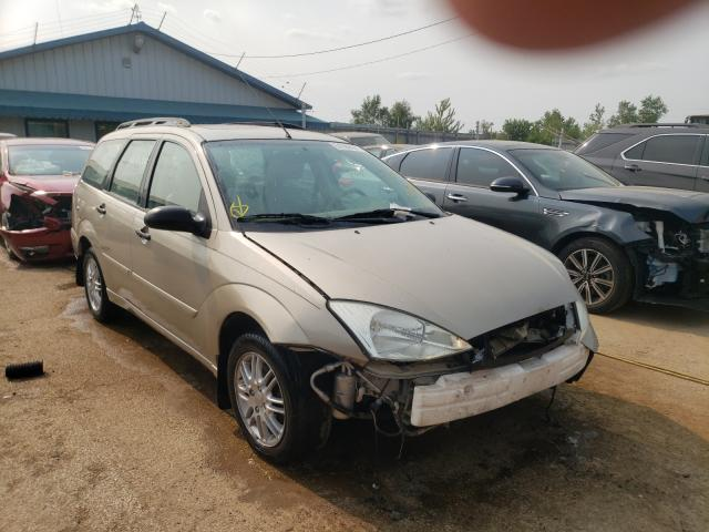 Salvage cars for sale from Copart Pekin, IL: 2006 Ford Focus ZXW