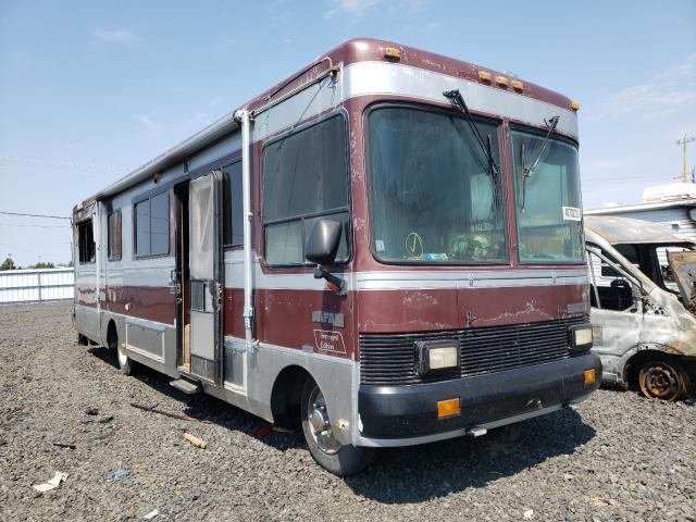 Salvage cars for sale from Copart Airway Heights, WA: 1989 Safari Motorhome
