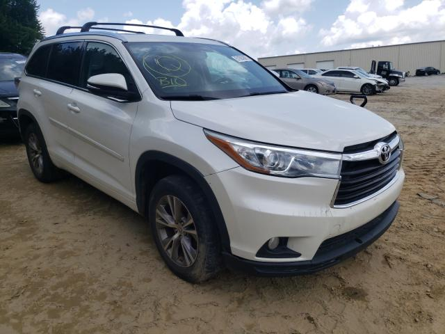 2015 Toyota Highlander for sale in Gainesville, GA