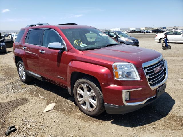 Vehiculos salvage en venta de Copart San Diego, CA: 2017 GMC Terrain SL