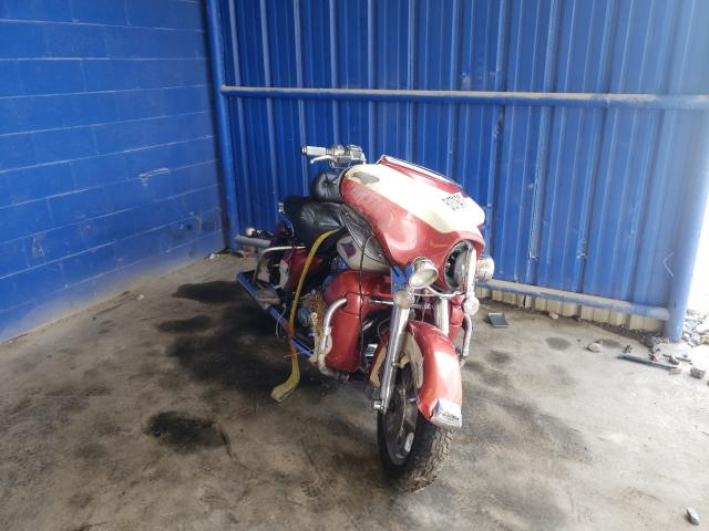 Salvage cars for sale from Copart Cartersville, GA: 2001 Harley-Davidson Flhtcui SH