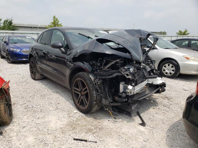 Porsche Macan salvage cars for sale: 2020 Porsche Macan