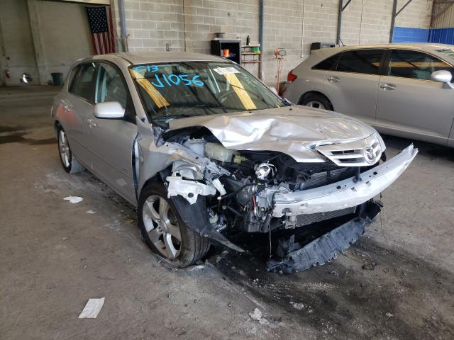 Salvage cars for sale from Copart Cartersville, GA: 2004 Mazda 3