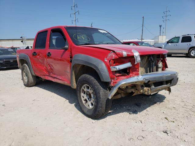 Salvage cars for sale from Copart Columbus, OH: 2005 Chevrolet Colorado