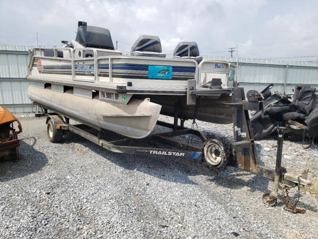 Salvage cars for sale from Copart Ebensburg, PA: 1992 Tracker Suntracker