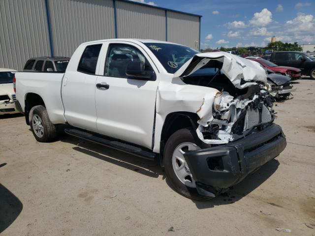 Salvage cars for sale from Copart Apopka, FL: 2020 Toyota Tundra DOU