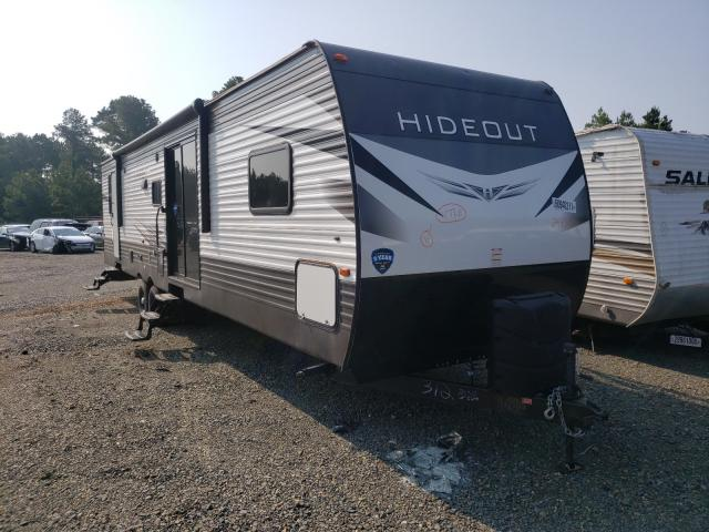 Keystone Hide OUT salvage cars for sale: 2020 Keystone Hide OUT