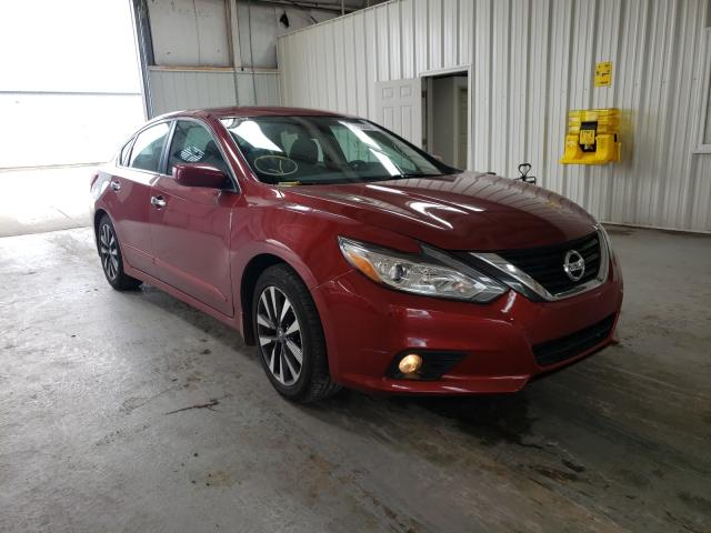 Salvage cars for sale from Copart Dyer, IN: 2017 Nissan Altima 2.5