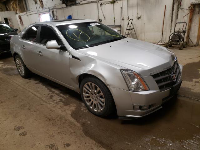 2010 Cadillac CTS Premium en venta en Casper, WY