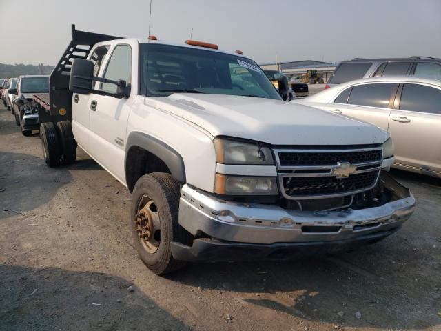 Salvage trucks for sale at Alorton, IL auction: 2006 Chevrolet Silverado