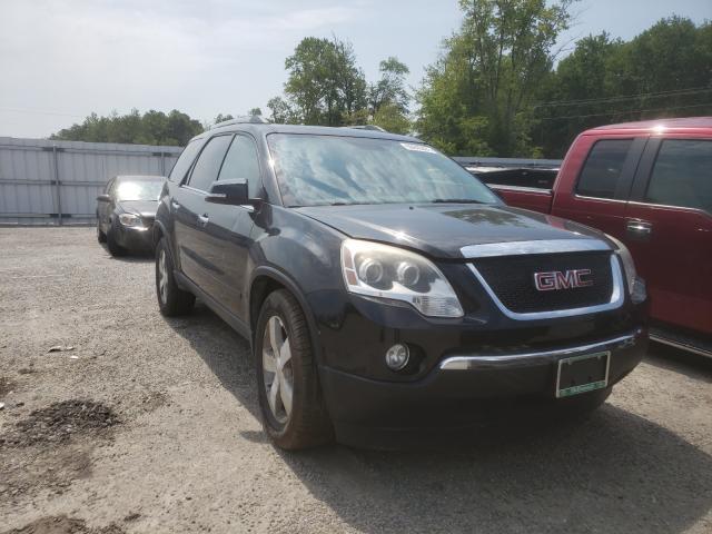 GMC salvage cars for sale: 2011 GMC Acadia SLT