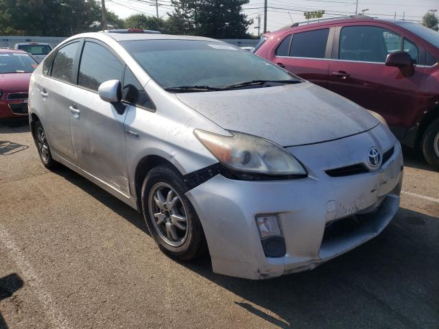 Salvage cars for sale from Copart Moraine, OH: 2011 Toyota Prius