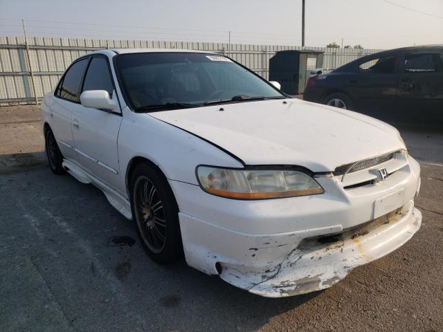 Salvage cars for sale from Copart Lexington, KY: 1998 Honda Accord DX
