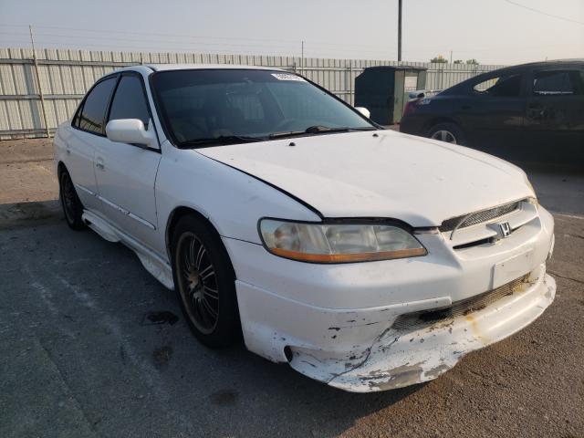 Honda Vehiculos salvage en venta: 1998 Honda Accord DX
