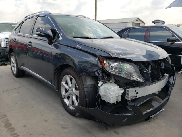 Lexus RX350 salvage cars for sale: 2010 Lexus RX350