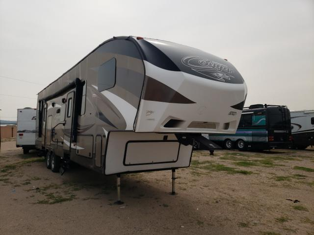 Salvage cars for sale from Copart Albuquerque, NM: 2016 Keystone Trailer