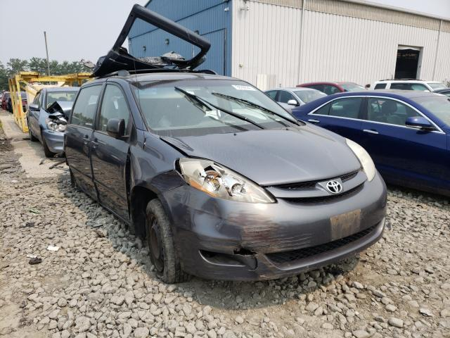 Vehiculos salvage en venta de Copart Windsor, NJ: 2006 Toyota Sienna CE