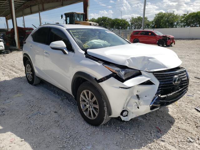 Vehiculos salvage en venta de Copart Homestead, FL: 2021 Lexus NX 300 Base