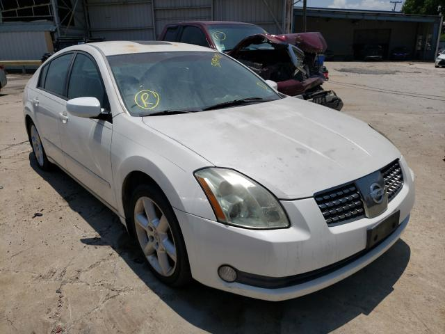 Salvage cars for sale from Copart Corpus Christi, TX: 2004 Nissan Maxima SE