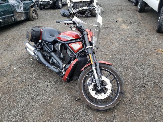 Vehiculos salvage en venta de Copart New Britain, CT: 2014 Harley-Davidson Vrscdx NIG