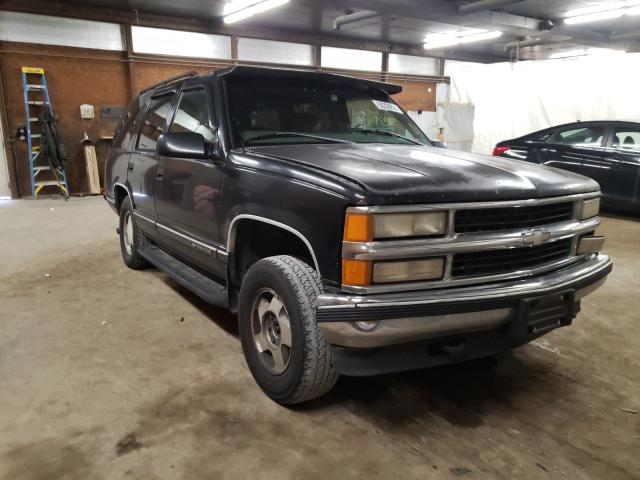 Chevrolet Tahoe salvage cars for sale: 1998 Chevrolet Tahoe