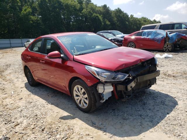 Hyundai salvage cars for sale: 2018 Hyundai Accent SE
