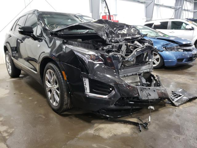 Cadillac Vehiculos salvage en venta: 2020 Cadillac XT5 Sport