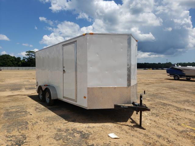 Vehiculos salvage en venta de Copart Eight Mile, AL: 2018 Trailers Trailer