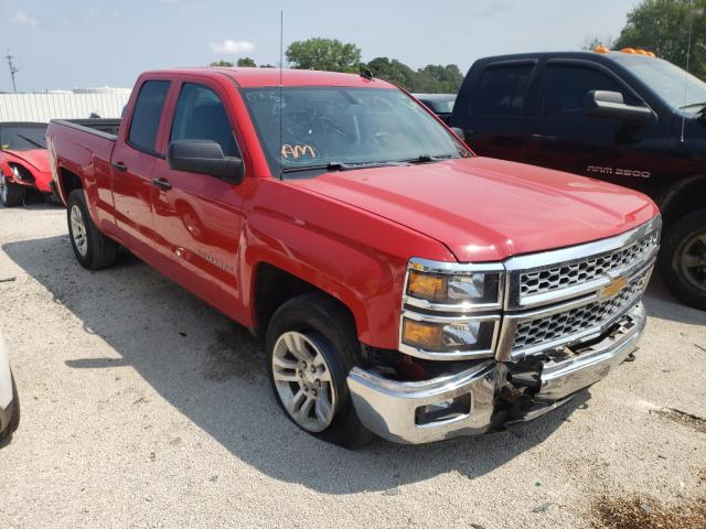 Salvage cars for sale from Copart Milwaukee, WI: 2014 Chevrolet Silverado
