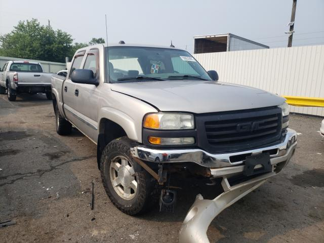 Salvage cars for sale from Copart Pennsburg, PA: 2004 GMC New Sierra