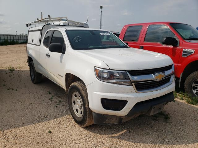 Salvage cars for sale from Copart Amarillo, TX: 2016 Chevrolet Colorado