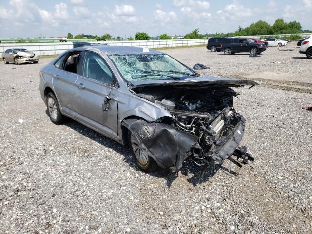 Volkswagen salvage cars for sale: 2020 Volkswagen Jetta S